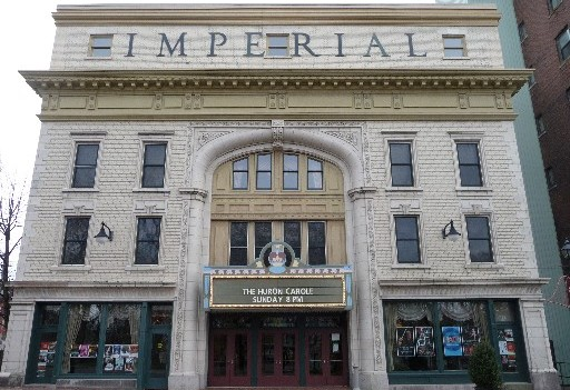 Imperial Theatre Saint John © 2012