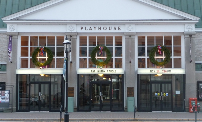Fredericton Playhouse © 2013