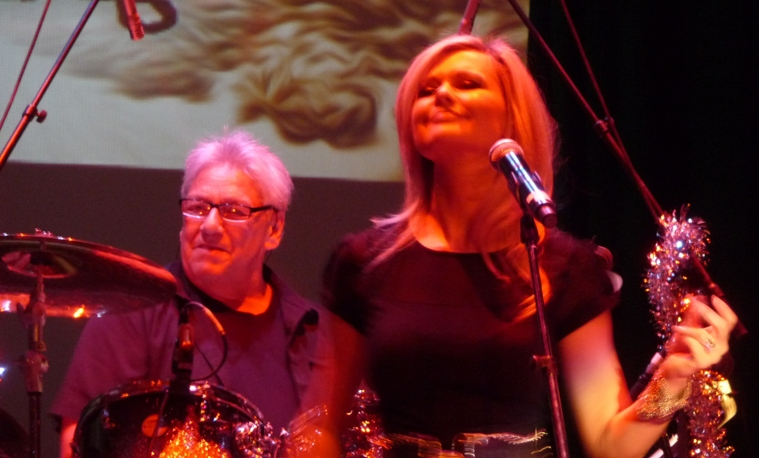 Jerry Adolphe, Beverley Mahood © 2014
