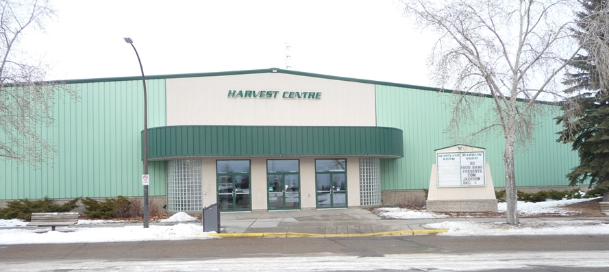Harvest Centre at Westerner Park © 2015