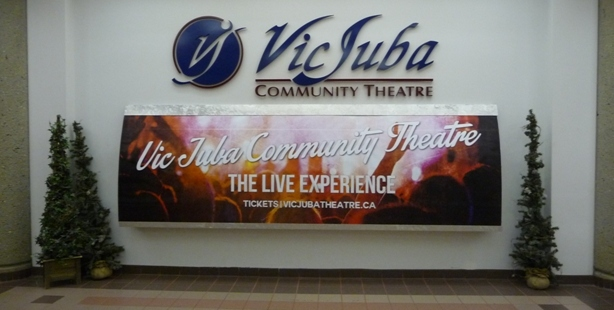 Vic Juba Community Theatre © 2016