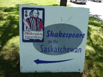 Shakespeare on the Saskatchewan ©2008