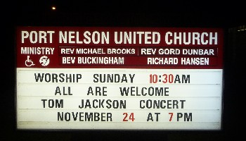 Port Nelson United Church © 2010